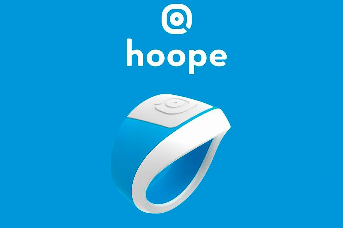 Once perfected, the Hoope ring should be able to consistently detect four of the most common STDs