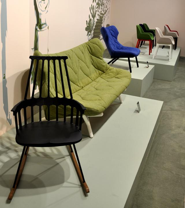 Kartell, Milan Design Week 2013 (Photo: Edoardo Campanale/Gizmag)