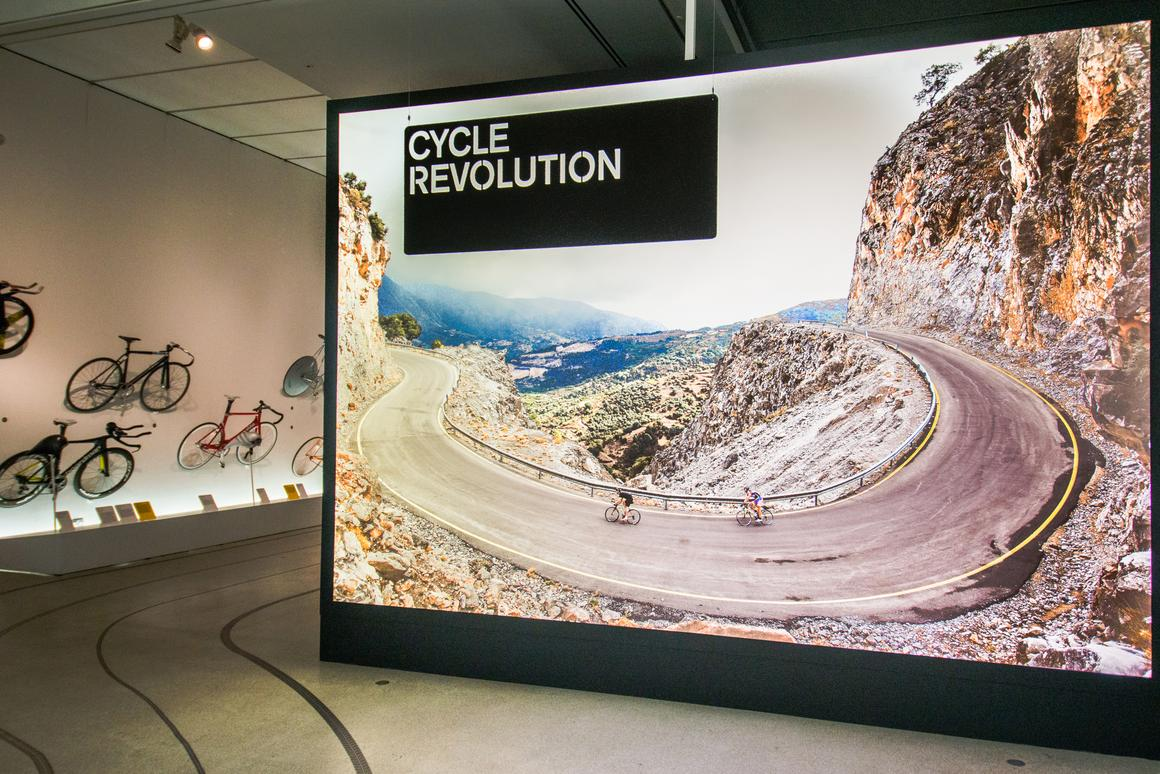 Gizmag looks at the highlights from the Cycle Revolution exhibition at Design Museum in London