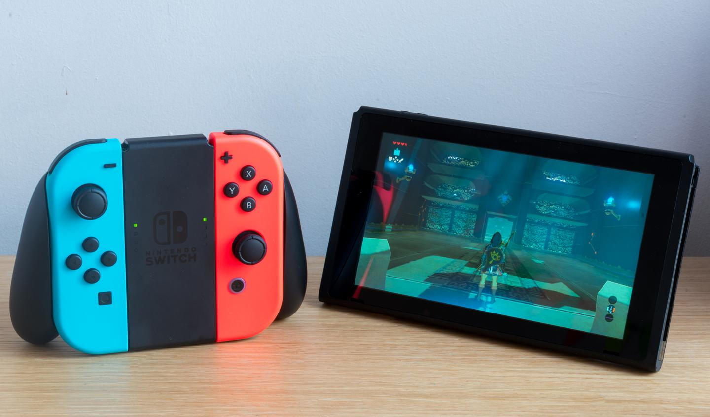 Everything you need to get started with the Switch (except for games) is included in one $300 purchase