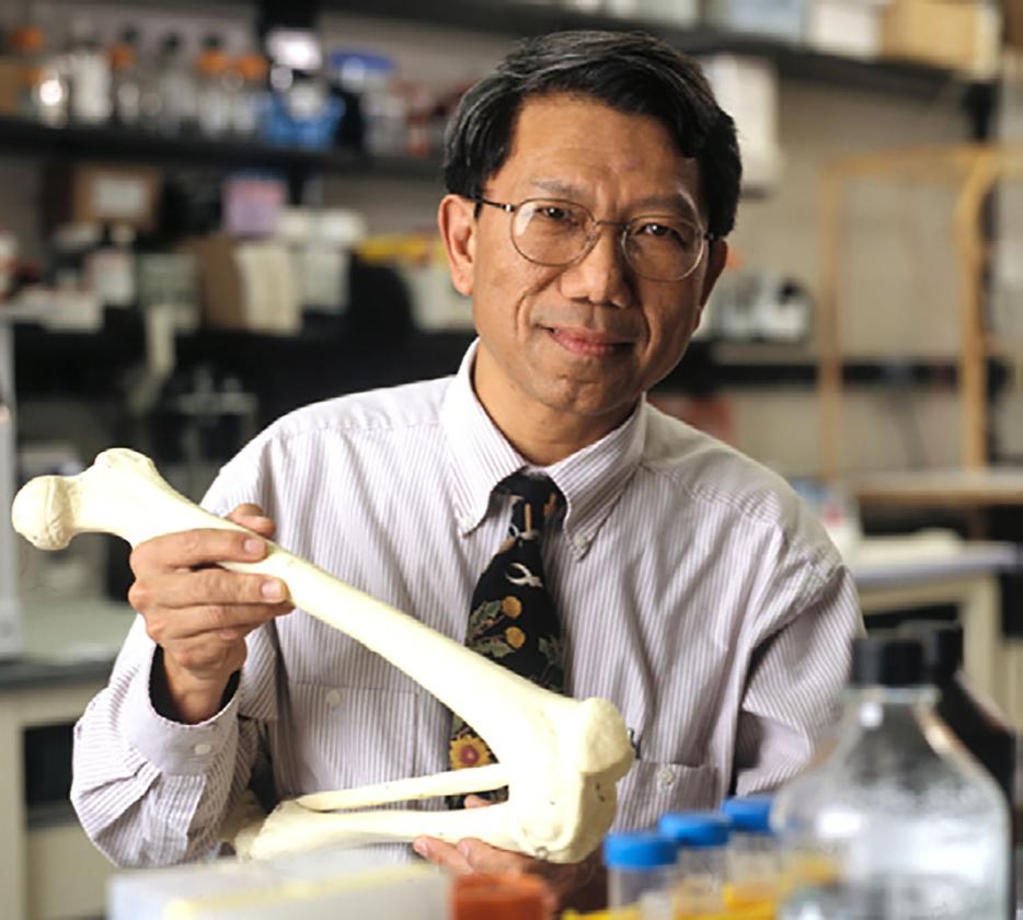 Dr. Rocky Tuan, director of the Center for Cellular and Molecular Engineering at the University of Pittsburgh School of Medicine