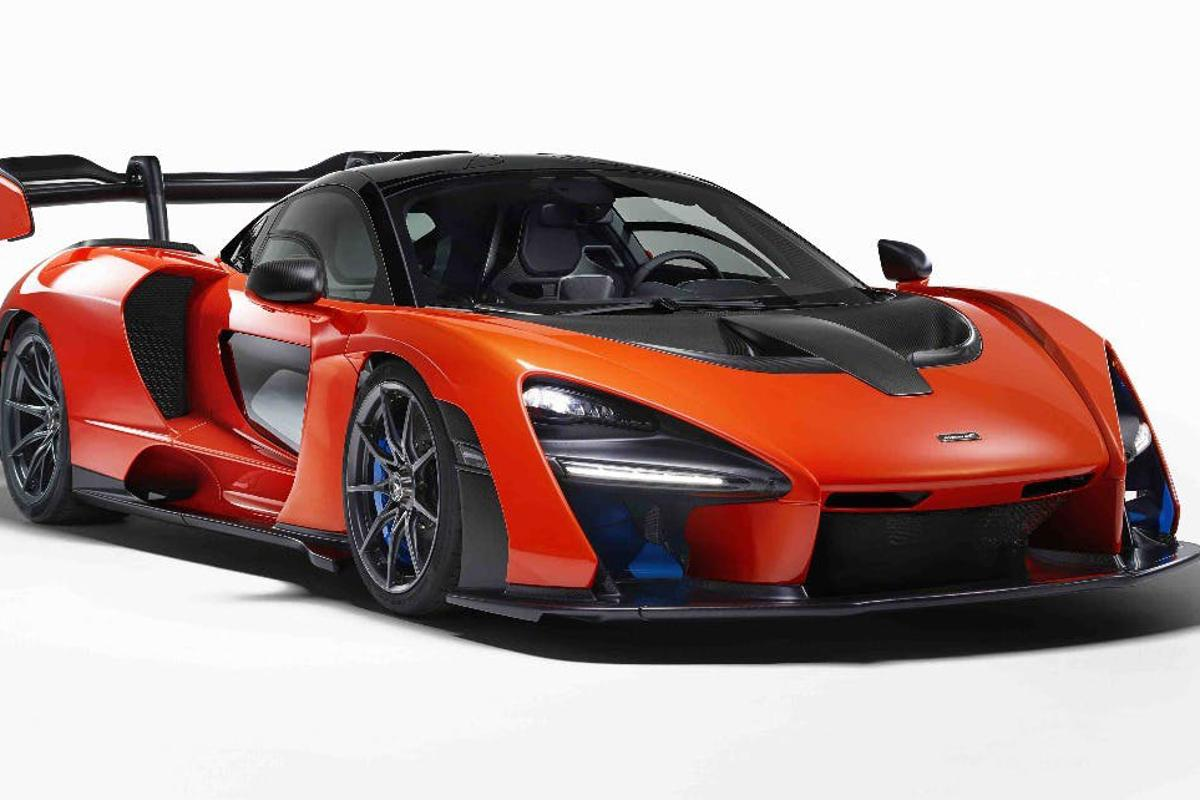 The Senna - McLaren's most extreme road-car to date