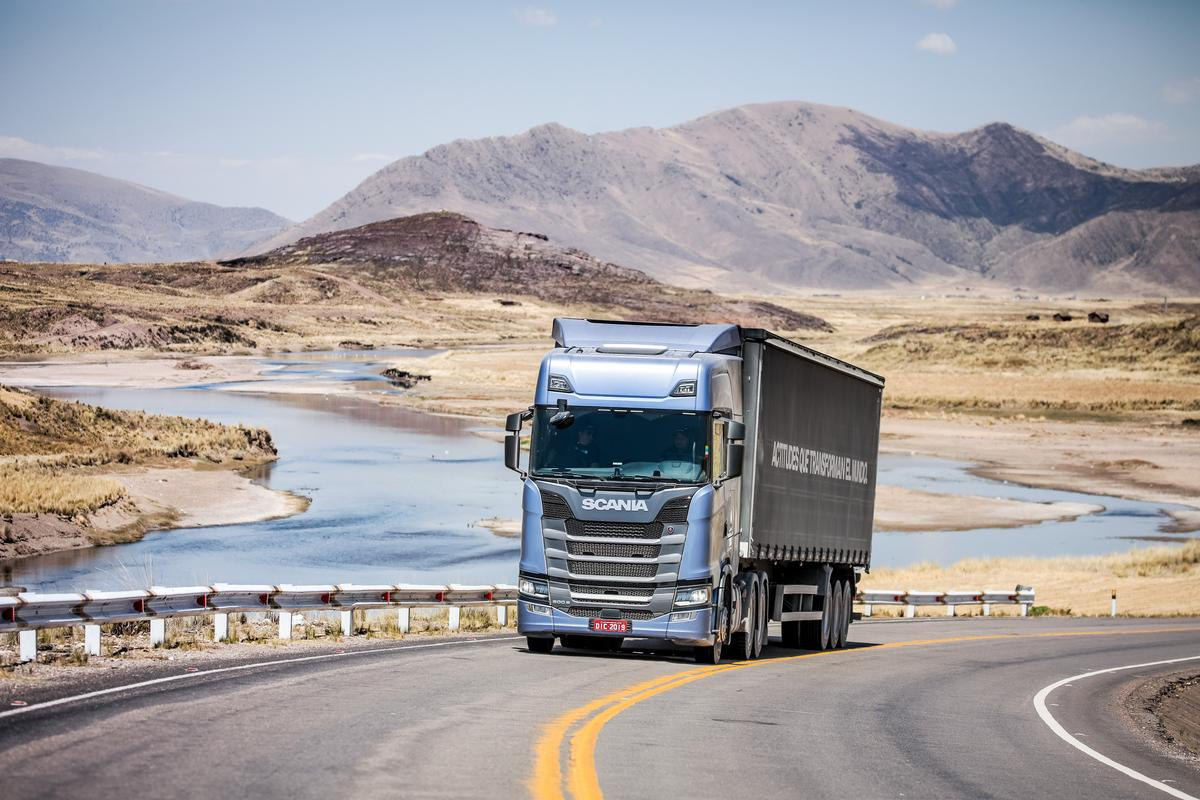 Swedish truck manufacturer Scania says it's evaluated hydrogen fuel cells against battery-electric powertrains and is committing to batteries