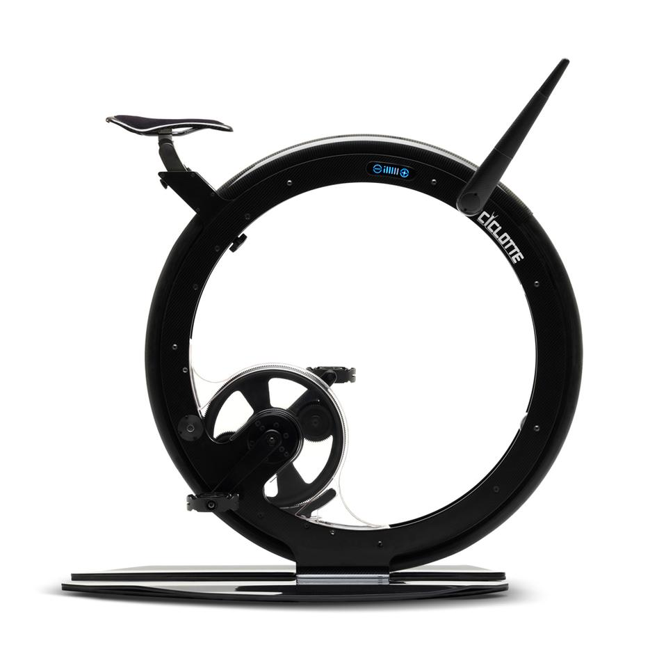The Ciclotte exercise bike