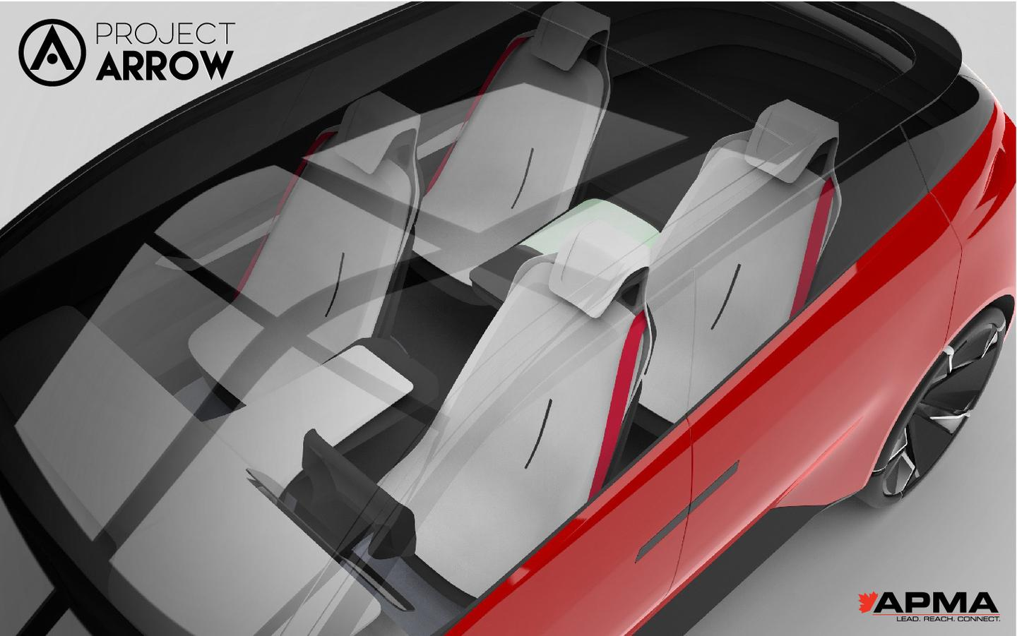 All going to plan, APMA hopes to tour and release the Project Arrow car in 2022
