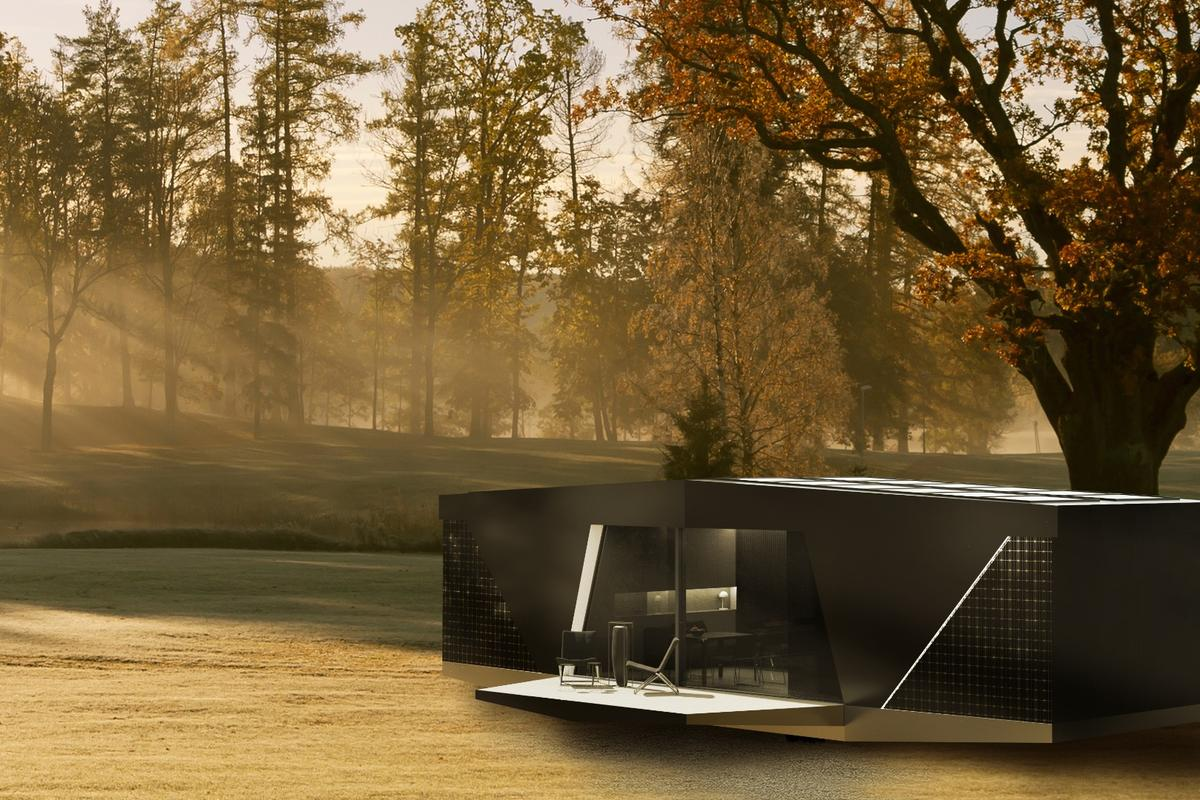 IO House says it's currently in the process of building a prototype Space