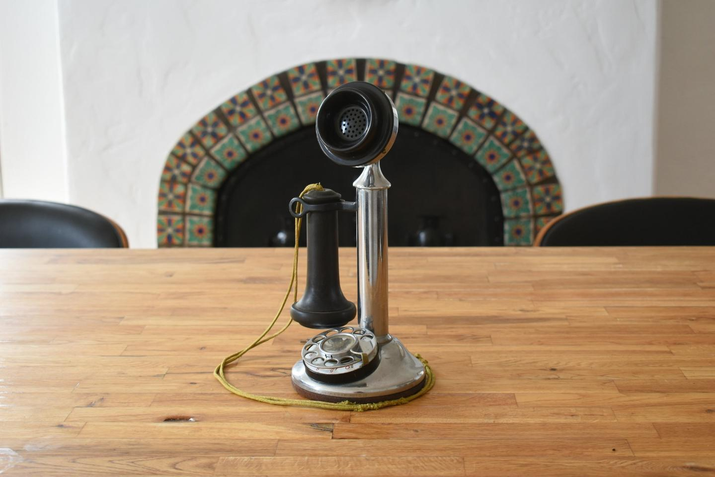 Grain Design's Metropolis model originated in the 1920s, and can now be used to chat with Alexa