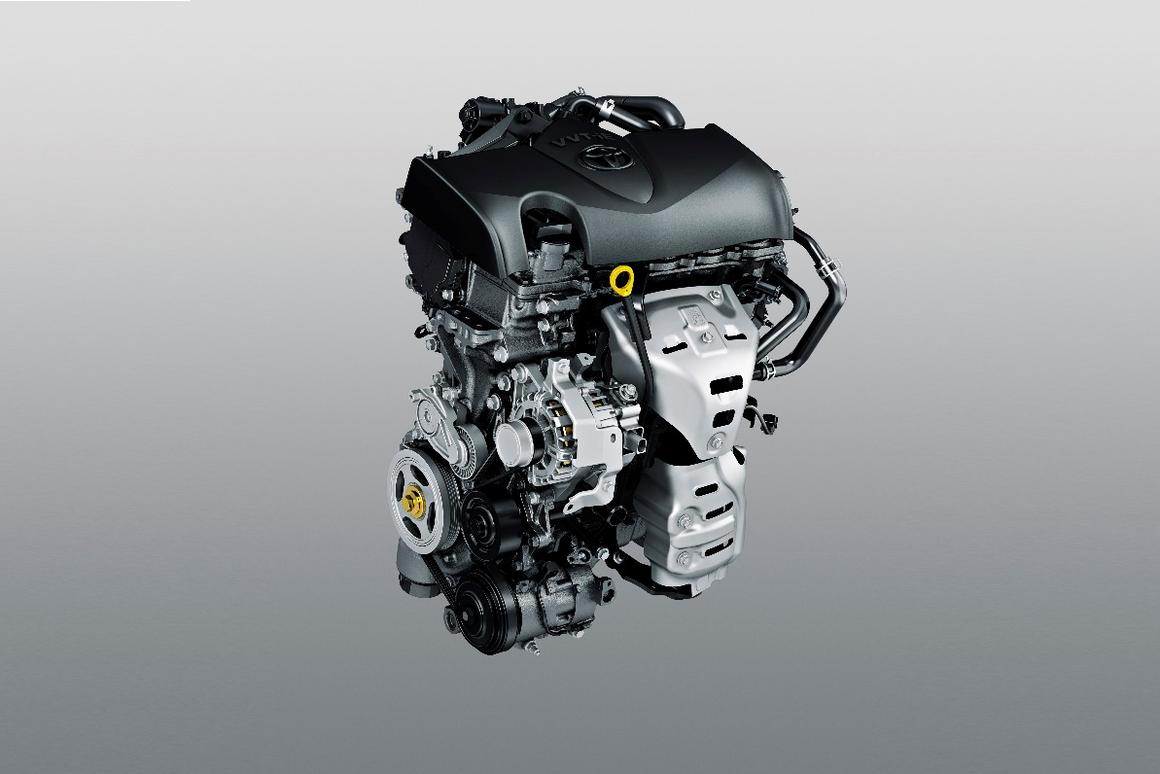 The new 1.5-liter engine, set to do service in the Toyota Yaris