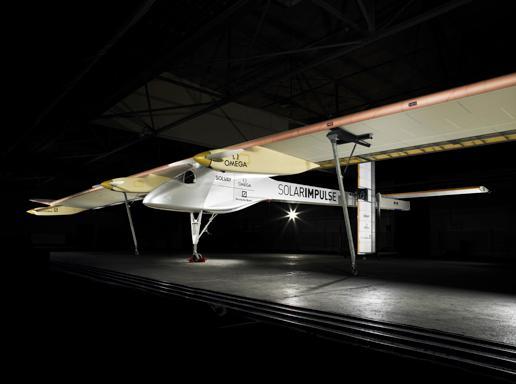 Solar Impulse HB-SIA (Image: Solar Impulse)