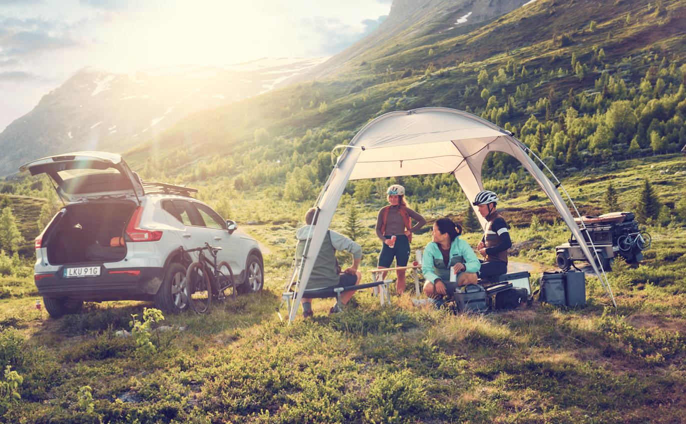Dometic се разширява отвъд добре утвърдената си гама от RV продукти с линията Go за къмпинг за автомобили