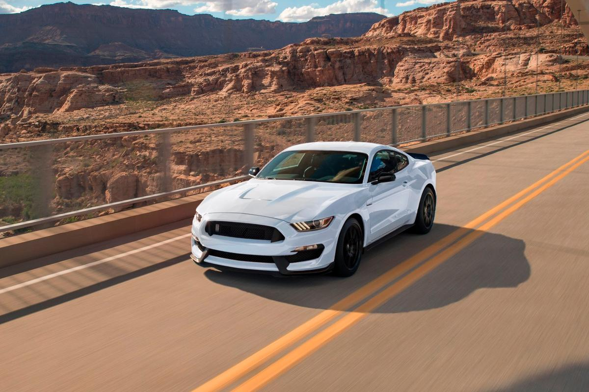 2017 Ford Mustang (non hybrid)