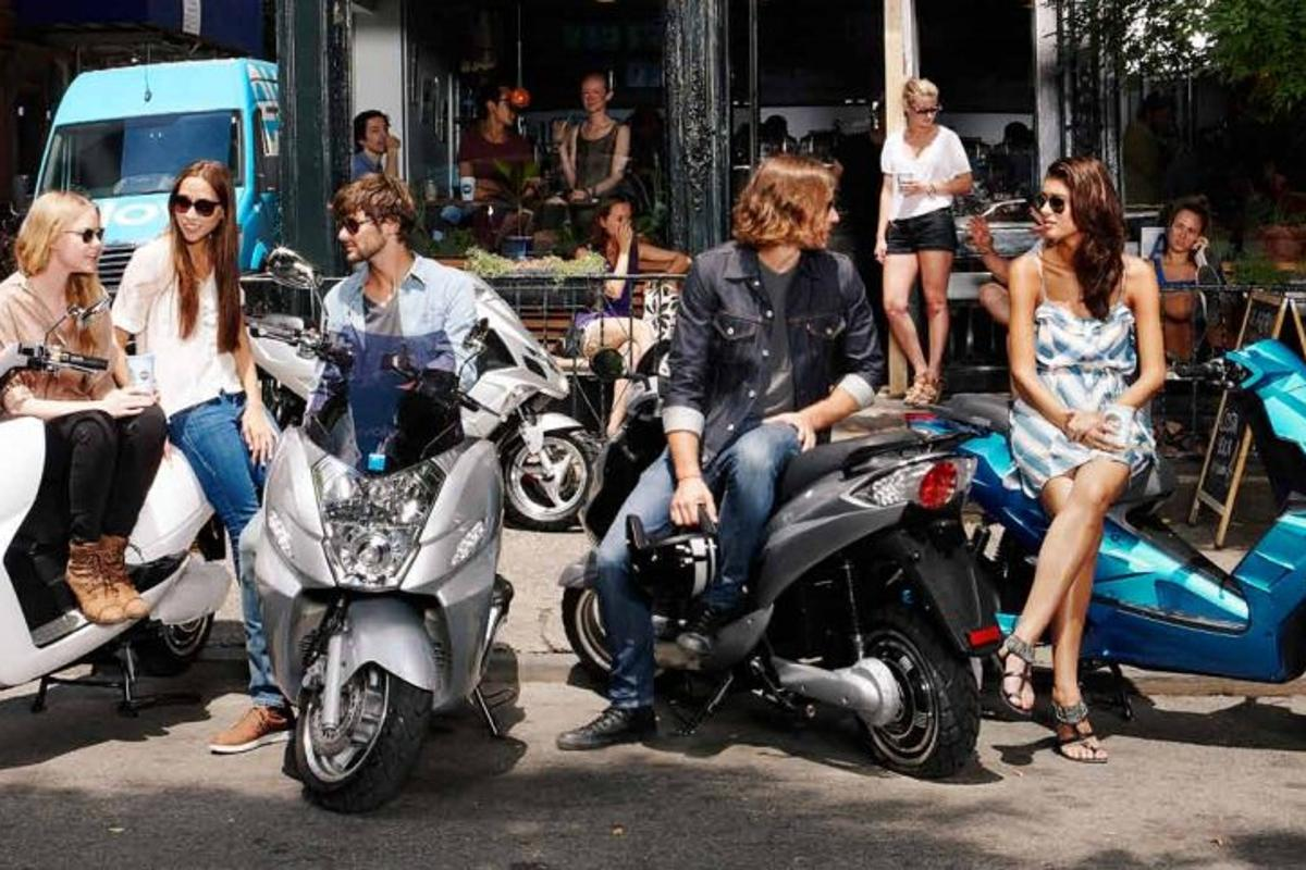 New York's evolve motorcycles has launched three new electric scooters, featuring the latest electrical and charging technologies, and offering what it claims are the highest ranges in the industry