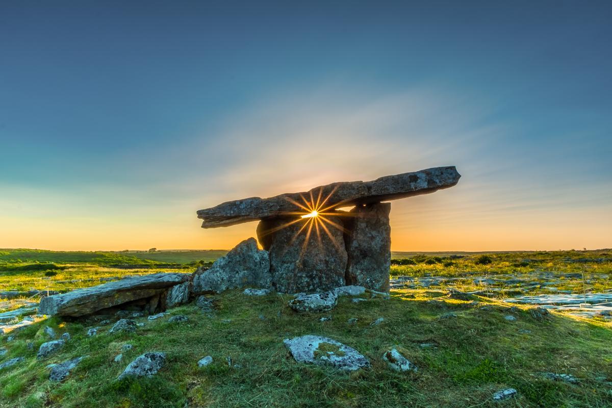 Shortlisted. Poulnabrone Dolmen, Ireland