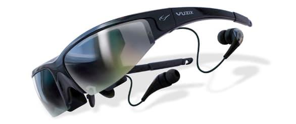 The Vuzix Wrap 920 glasses