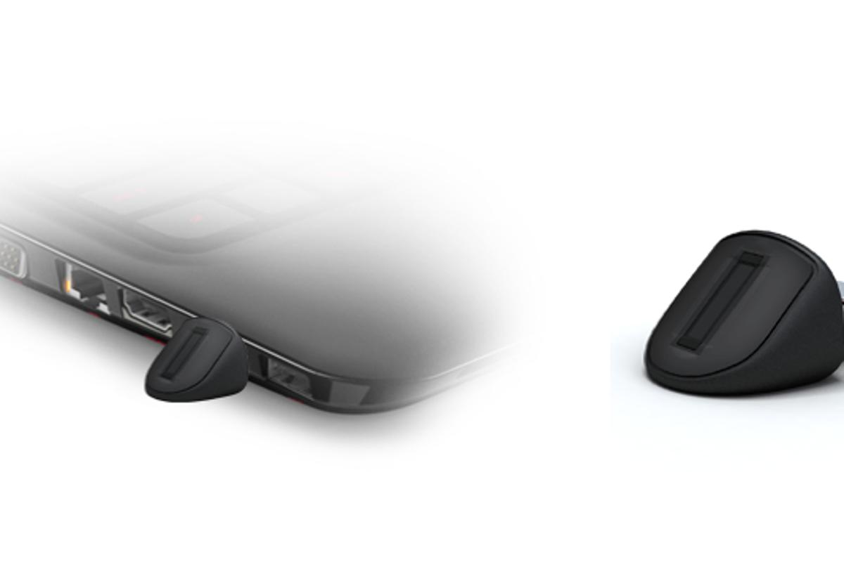 Eikon mini USB fingerprint reader