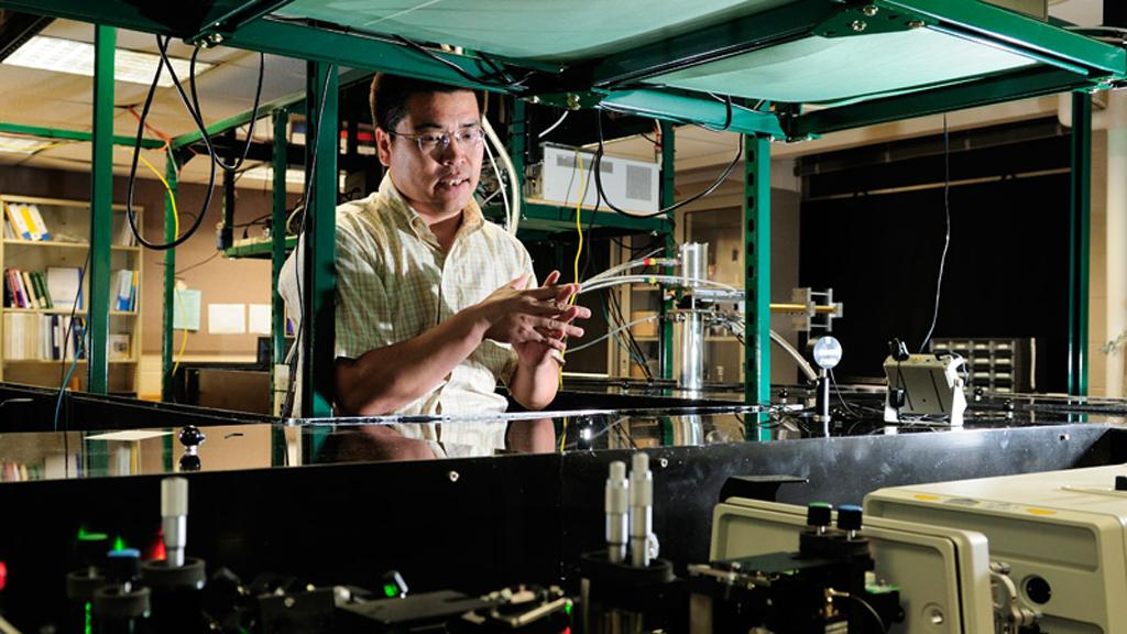 The spintronics breakthrough by Hui Zhao could lead the way to the development of superior computers and electronics