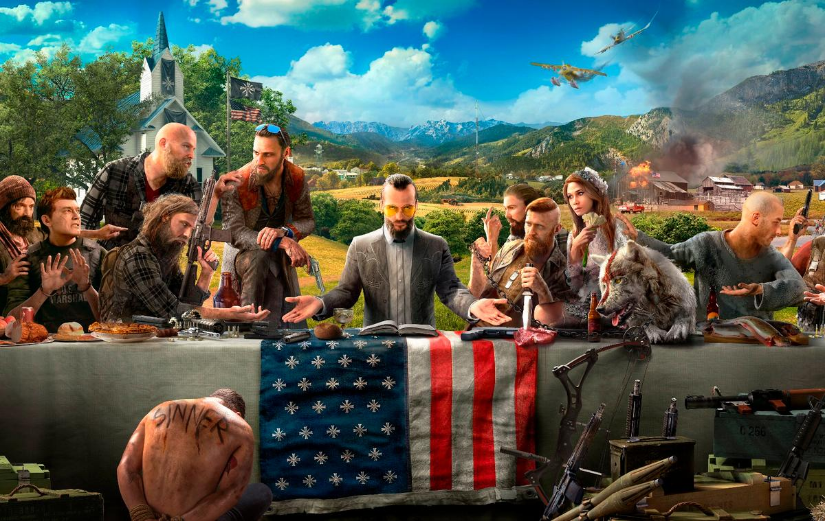 Far Cry 5puts players in charge of rising up against a cult in Montana, and will likely be detailed during Ubisoft's E3 show