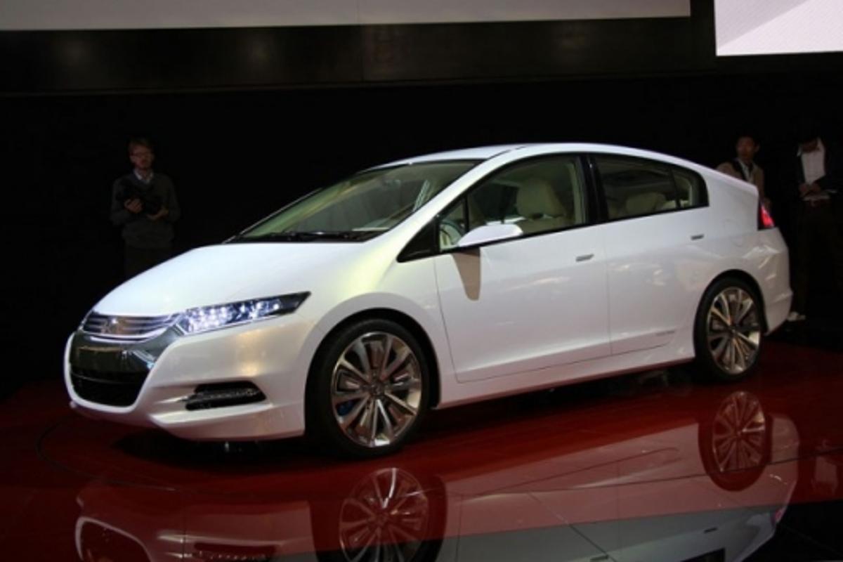 Honda's new Insight hybrid