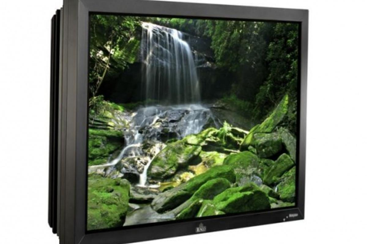 Runco WP-42HD outdoor flat-panel