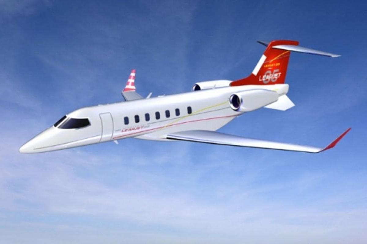 Bombardier Aerospace Learjet 85