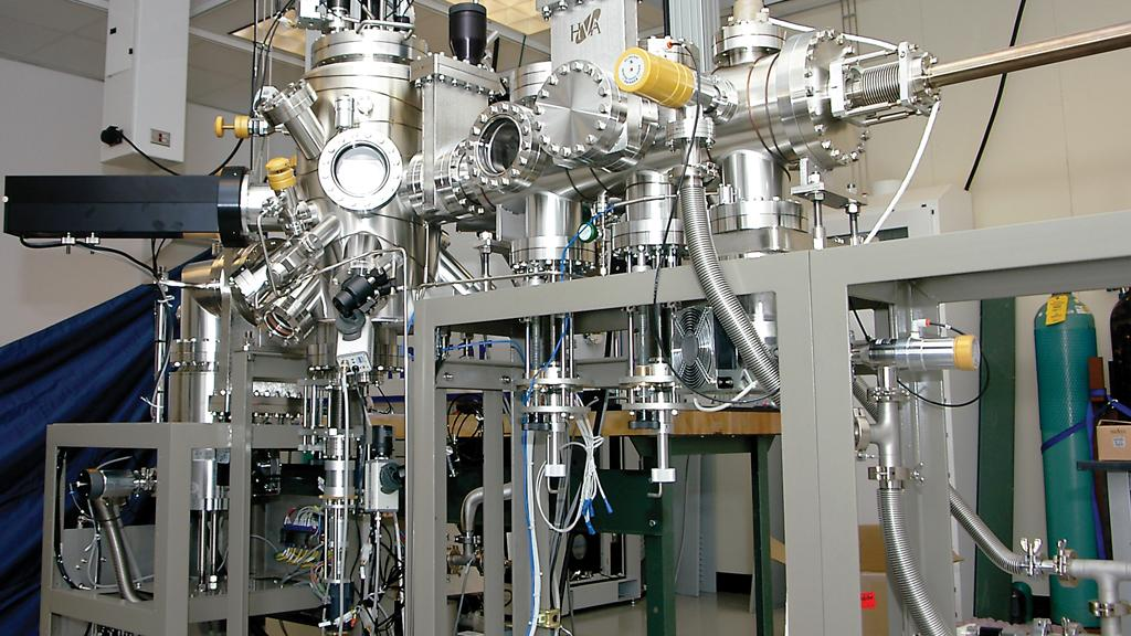 UM researchers will test a prototype cooling system using a thermoelastic 'smart' metal that is more efficient than current technology (Image: Keck Laboratory for Combinatorial Nanosynthesis and Multiscale Characterization/ UM)