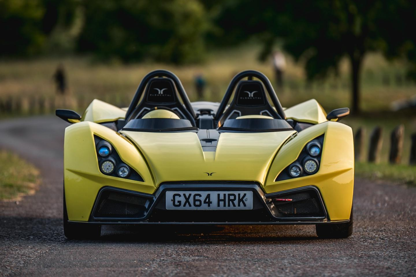 After about four years of development, the productionRp1 will make a rollingdebut at the 2016 Goodwood Festival of Speed