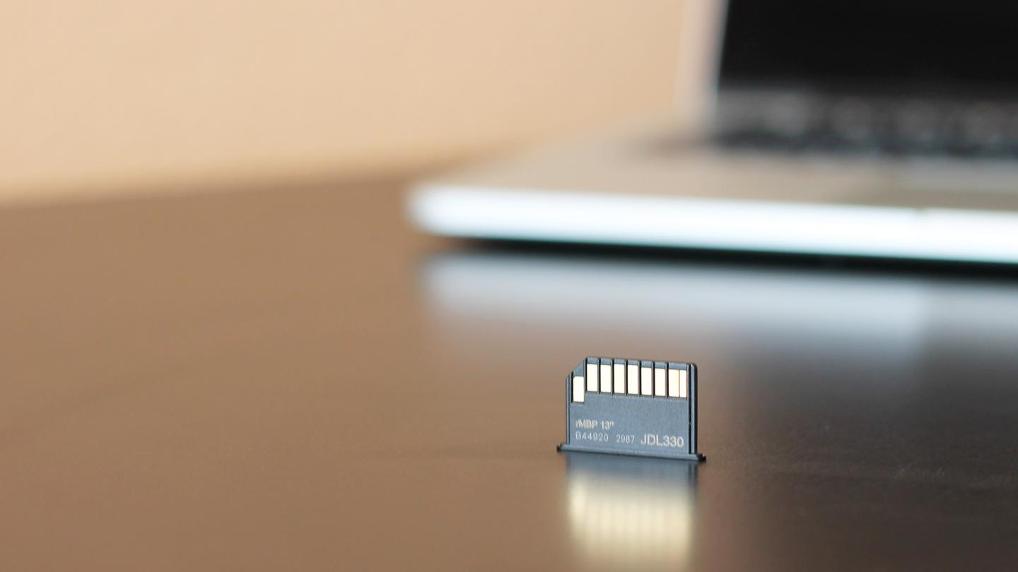 We reviewed the version of the JetDrive Lite made for the 13-in Retina MacBook Pro