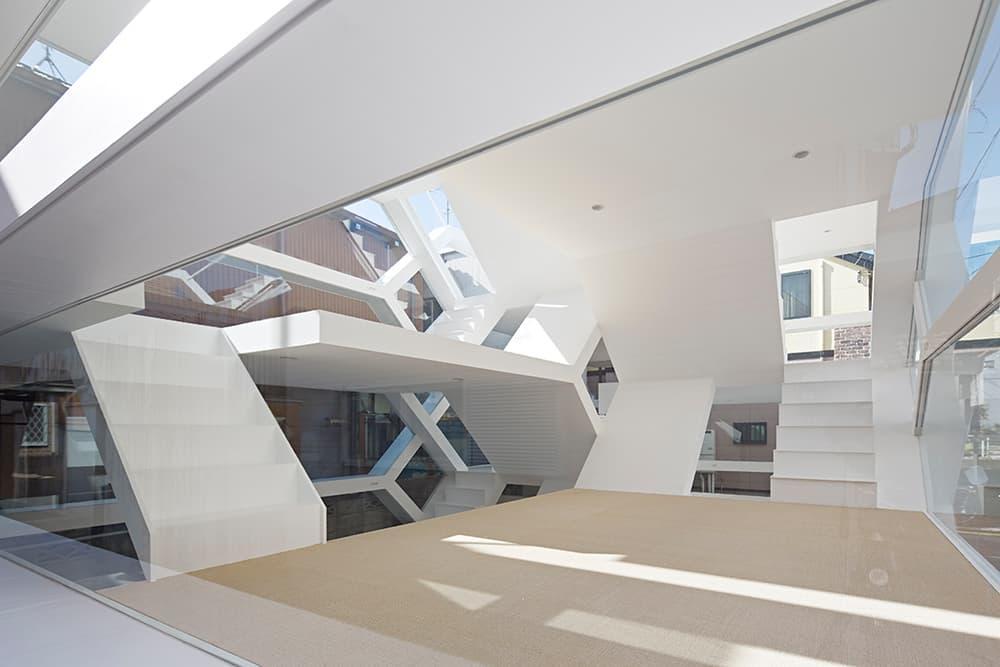 The S-House, by Japanese architect Yuusuke Karasawa