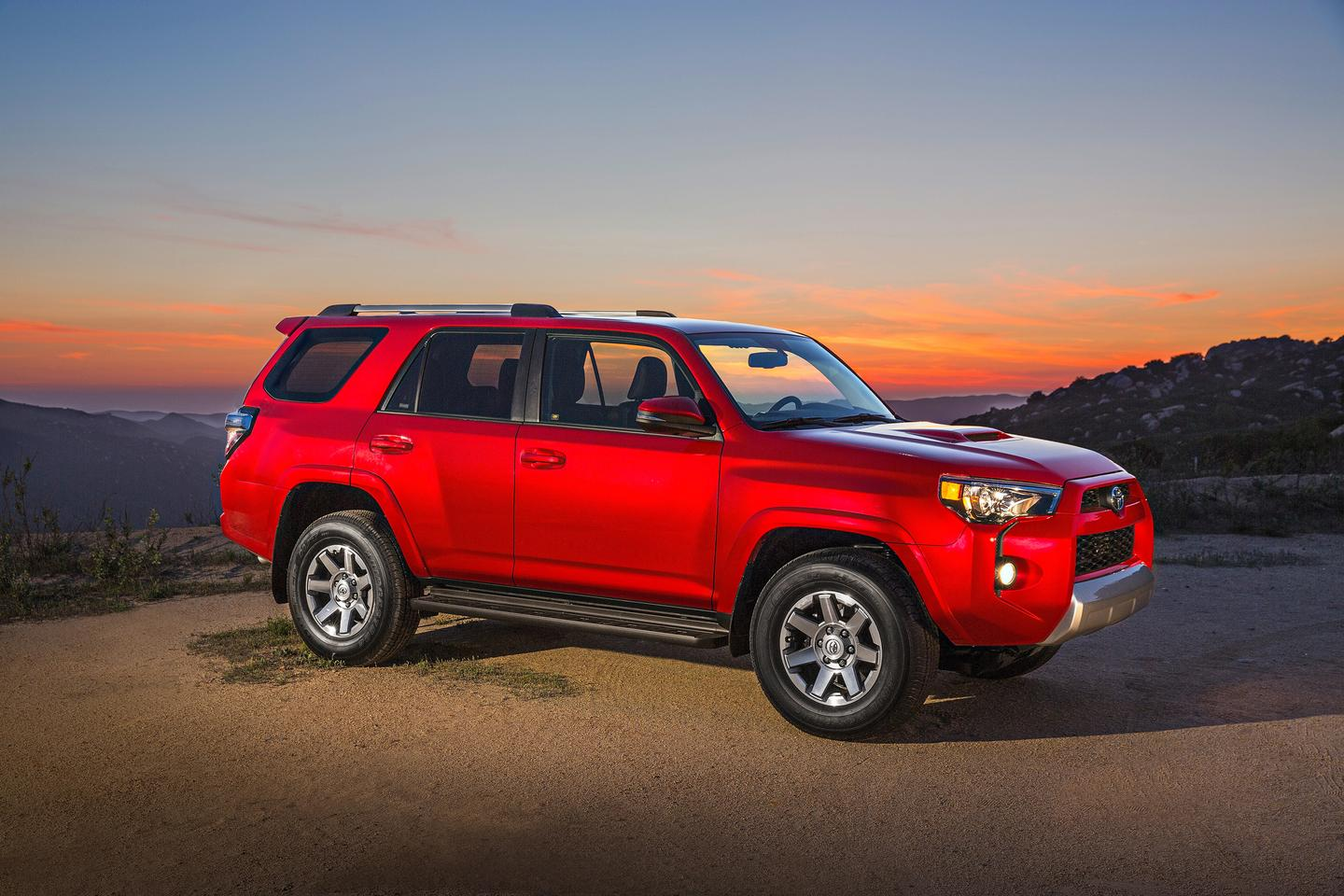 The 2014 4Runner gets a facelift