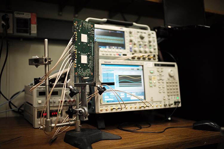 Experimenting with millimeter-wave radar imaging