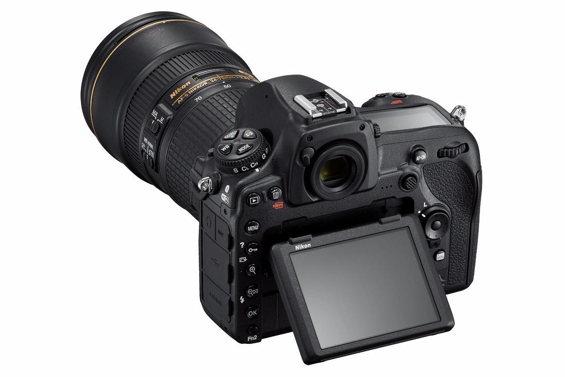 The Nikon D850 full-frame DSLR is due for release in September 2017