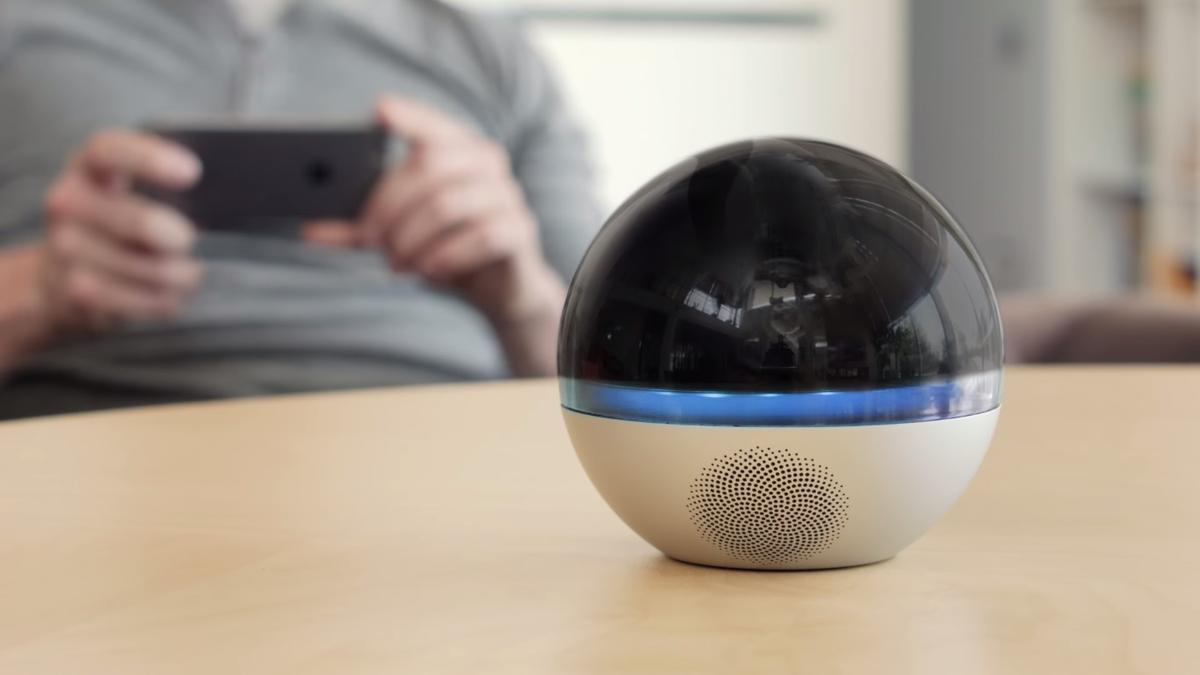 "Branto describes the Orb as a ""wireless smart home system"" and a ""personal smart assistant"""
