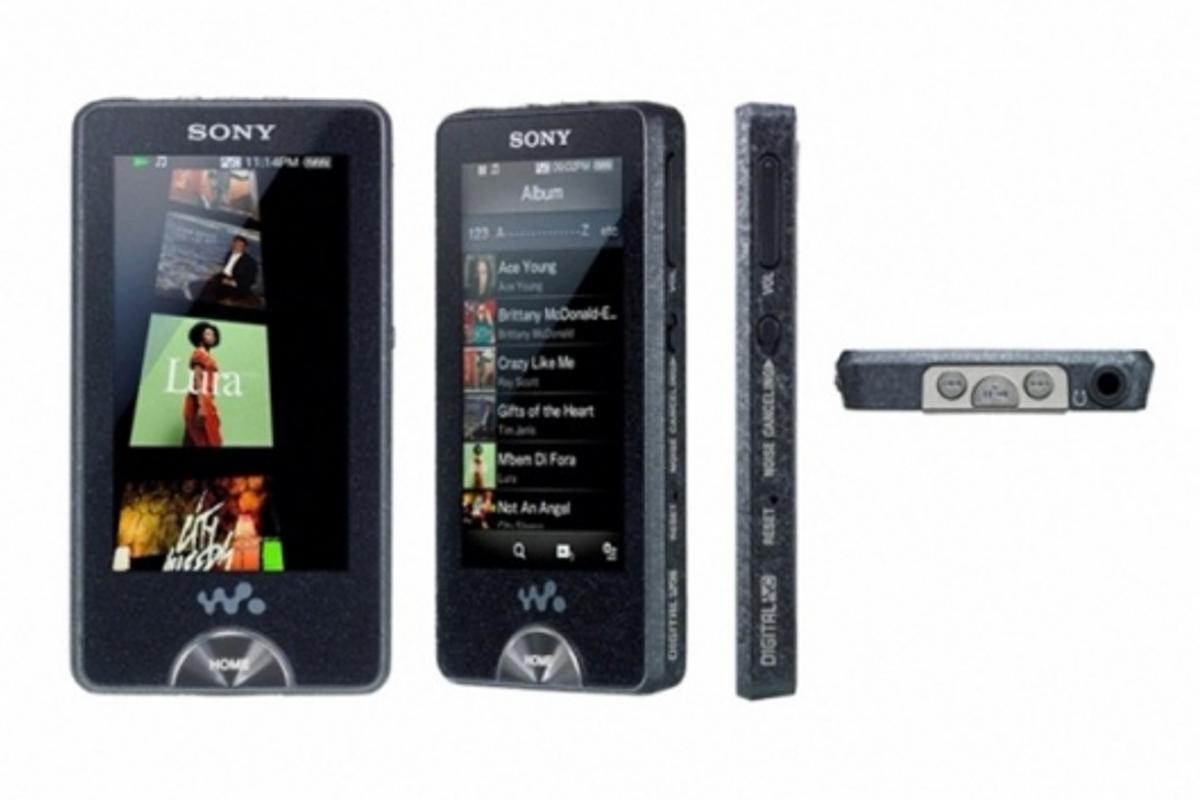 The Sony X-Series Walkman