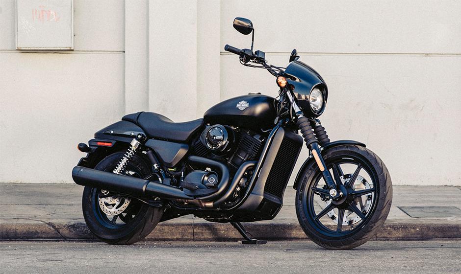 Harley-Davidson Street 500, stock