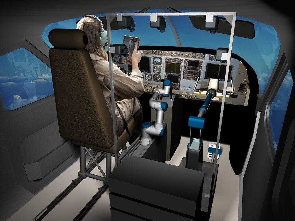 A look at how ALIASmight work in commercial cockpits