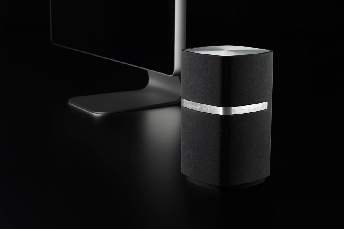 Bowers & Wilkins MM-1 true hi-fi quality computer speakers