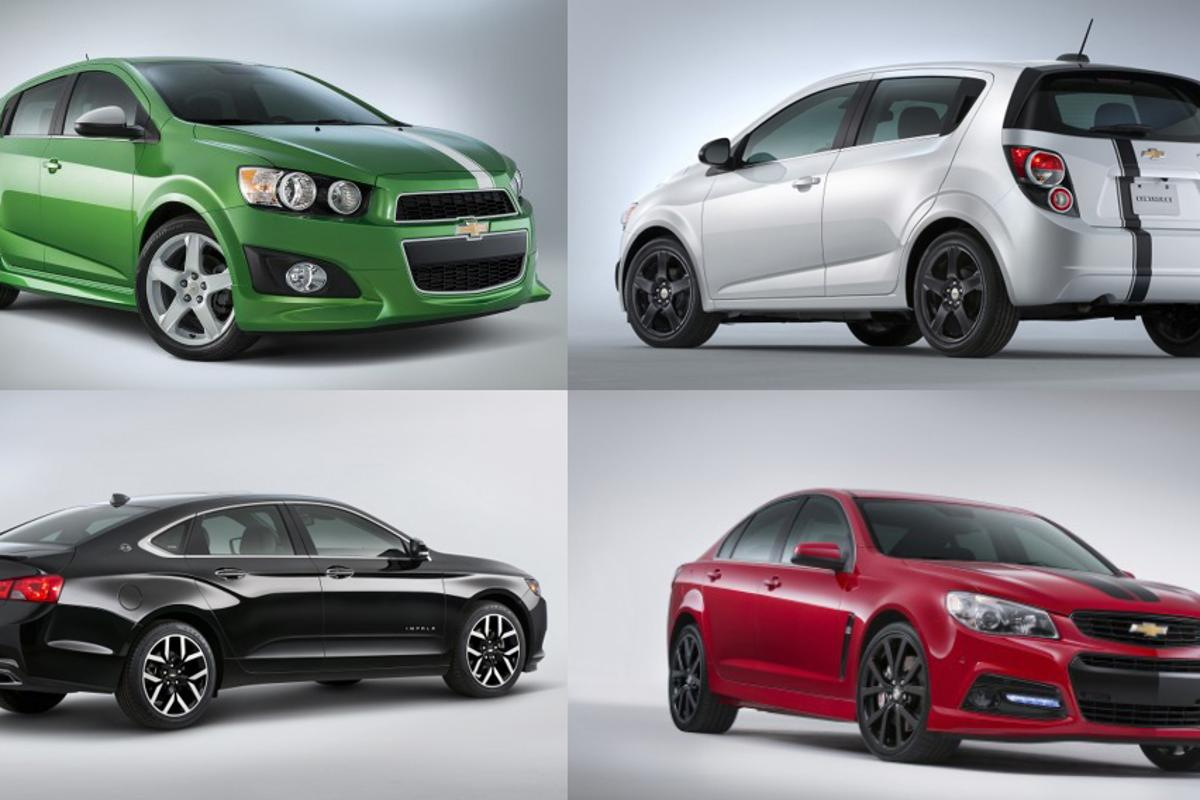 Chevrolet will be showing a series of performance-oriented concepts at SEMA in Las Vegas next month