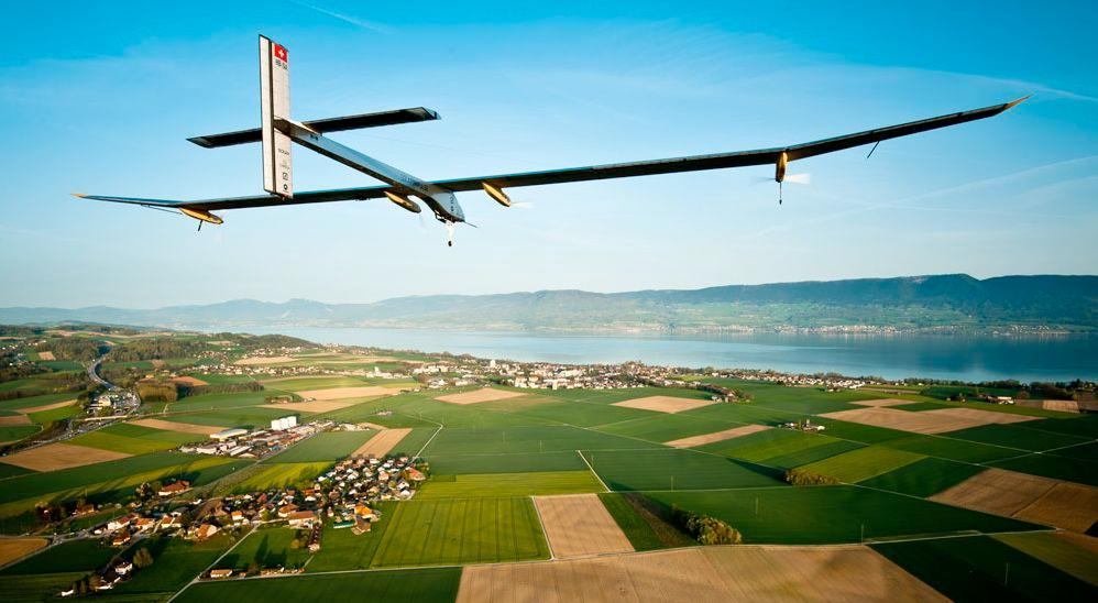 The Solar Impulse solar-powered aircraft is due to complete its 6,000-kilometer journey this Tuesday