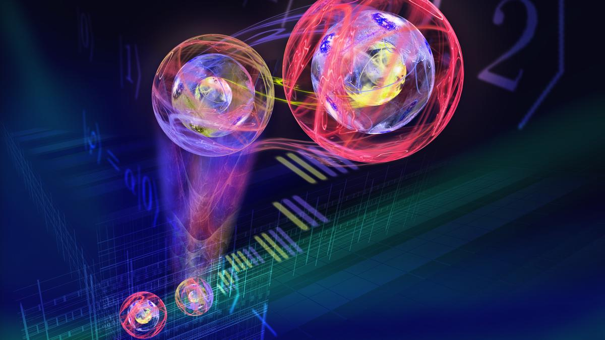 Quantum teleportation takes on a new dimension