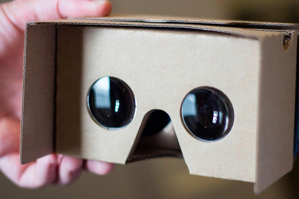 The second-generation version of the cheap-as-hell Google Cardboard virtual reality dev kit