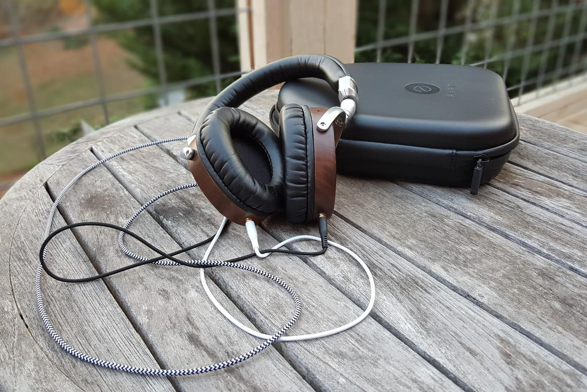 Even's H1 headphones are made from quality materials and deliver customized sound