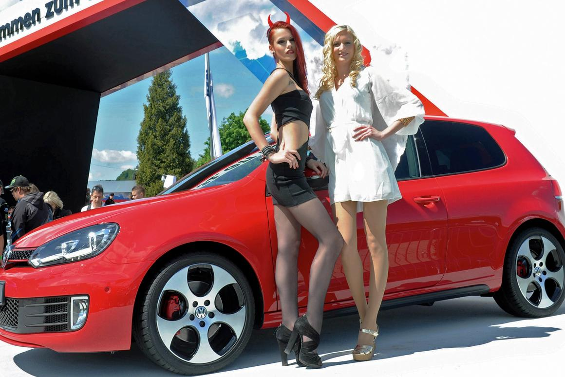 The Golf GTI