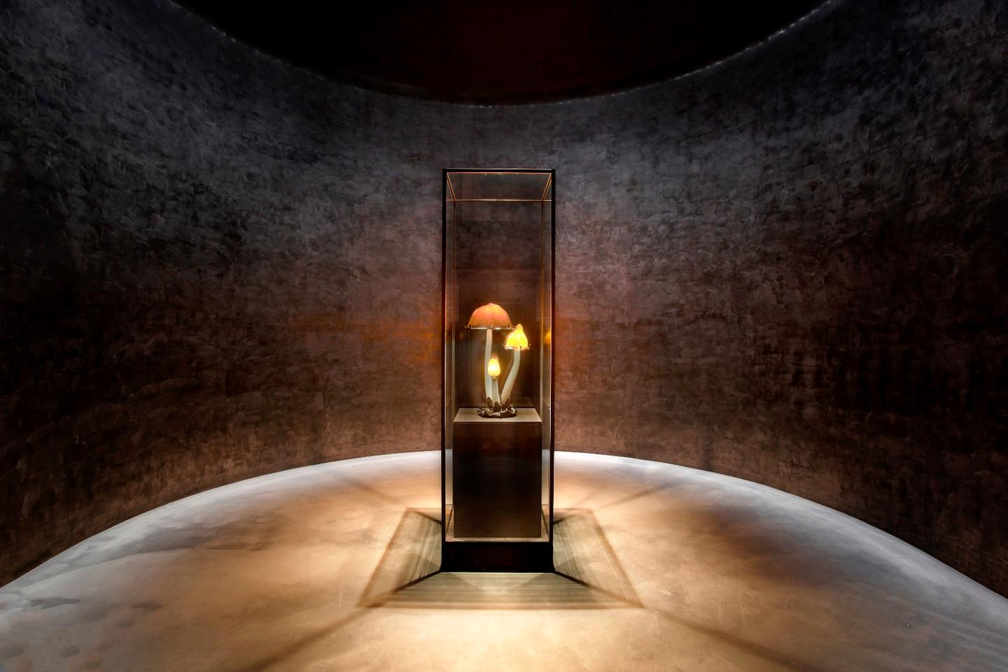 Yumin Art Nouveau Collection was crowned World Interior of the Year at the 2018 Inside World Festival of Interiors