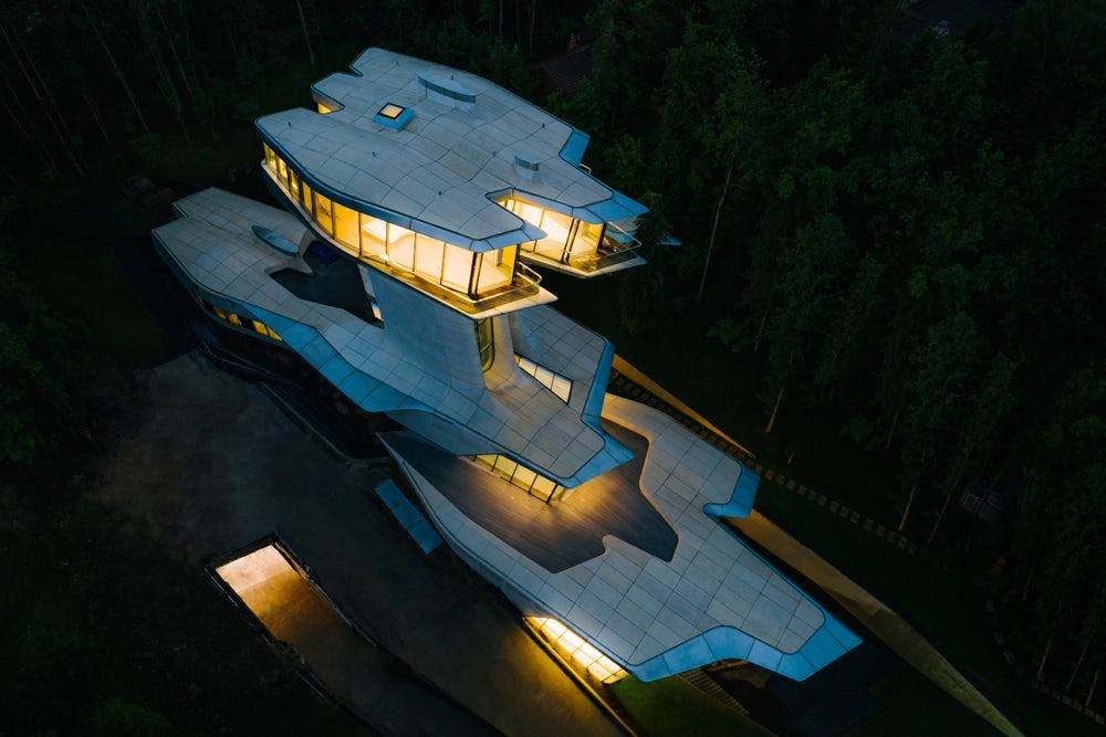 Capital Hill Residence was conceived back in 2006 but wasn'tcompleted until 2018
