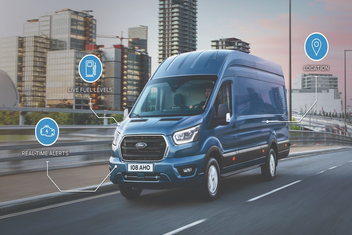 Ford has announced an electric version of its Transit van