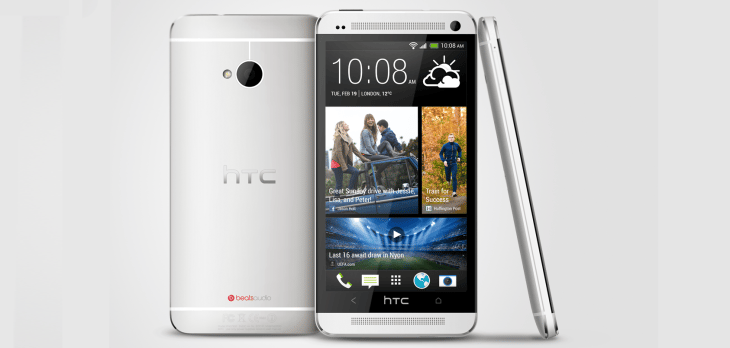 Meet the One, HTC's new flagship smartphone