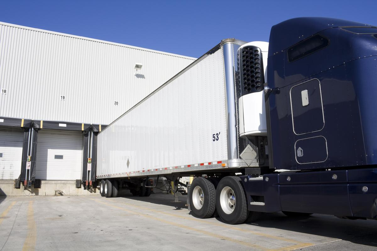 The US Department of Energy will be using fuel cells to power the refrigeration units of four cold transport trailers (Photo: Shutterstock)
