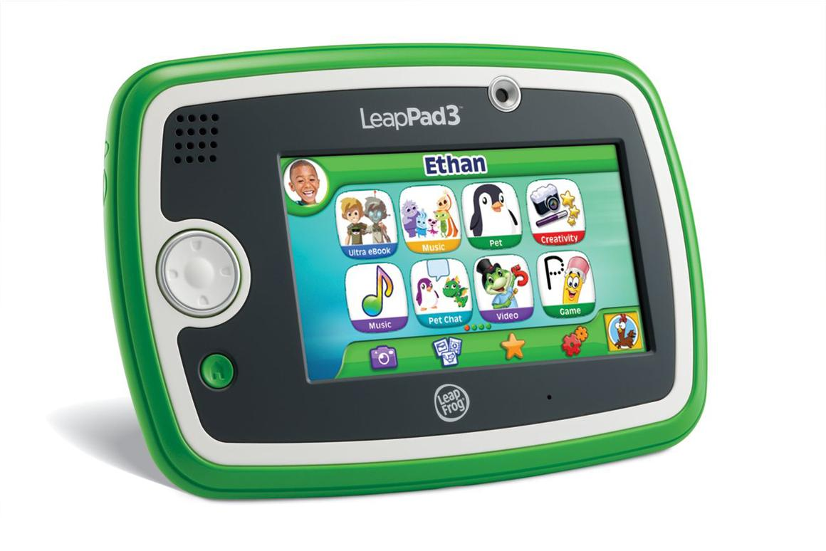 The LeapPad 3 offers a significant upgrade over the LeapPad 2