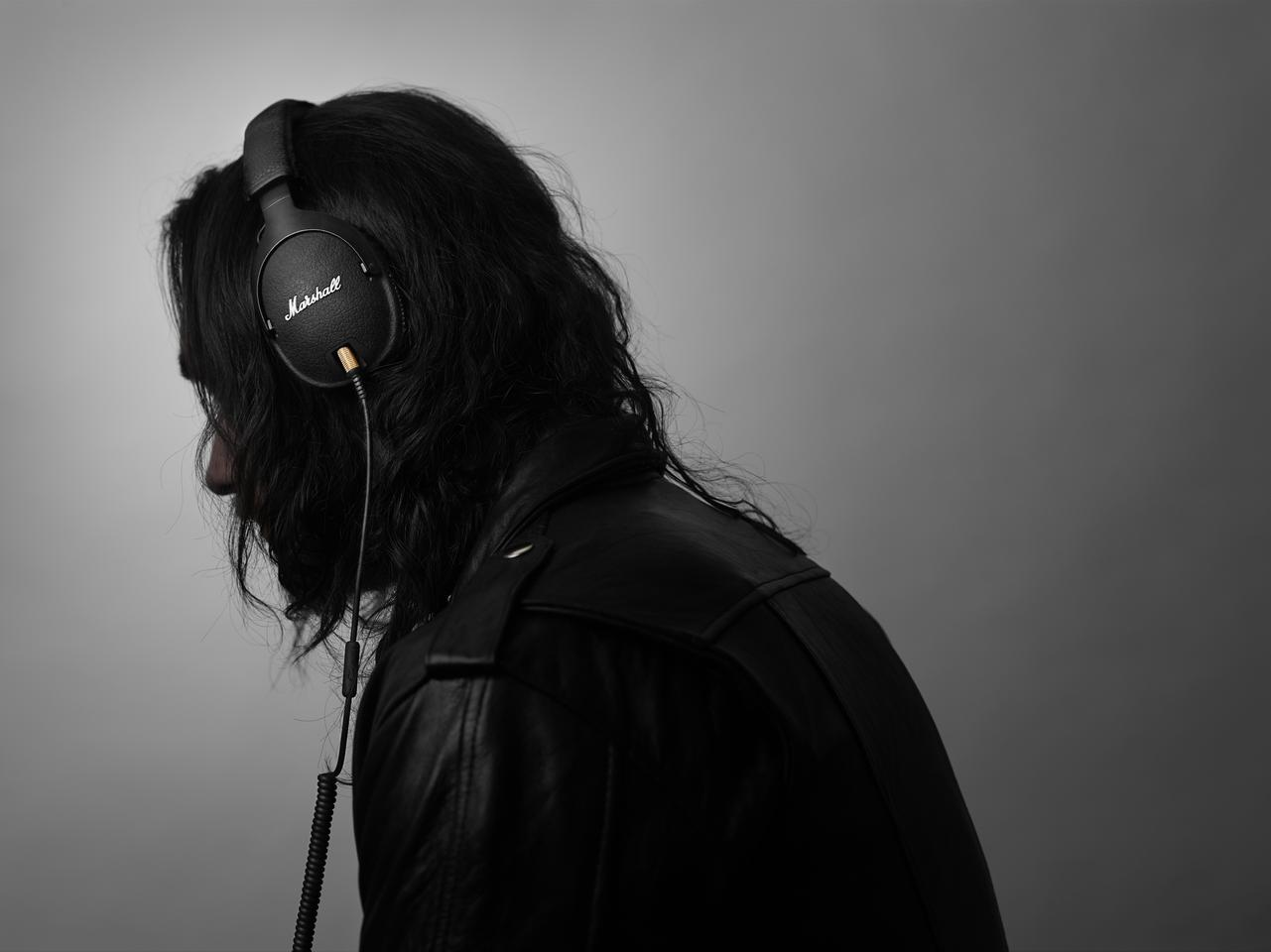 Marshall Headphones has announced the release of its first over-ear model, the Marshall Monitor