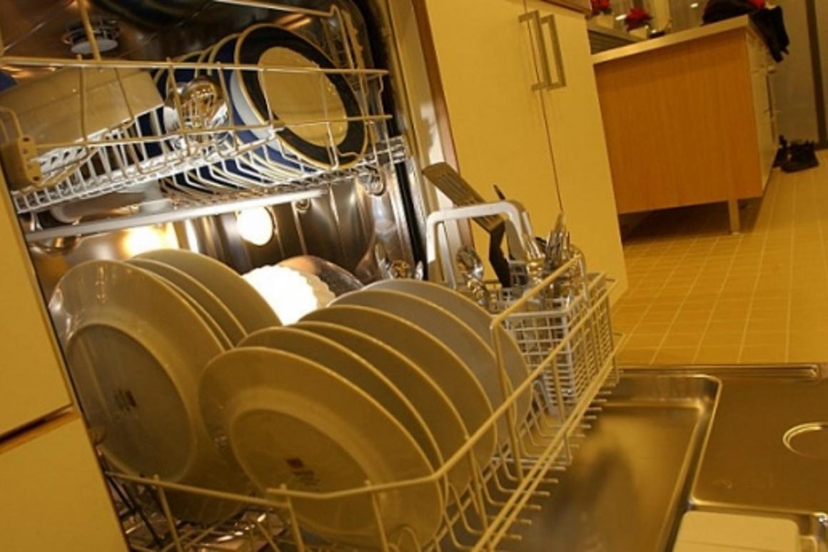 Dishwashers save water